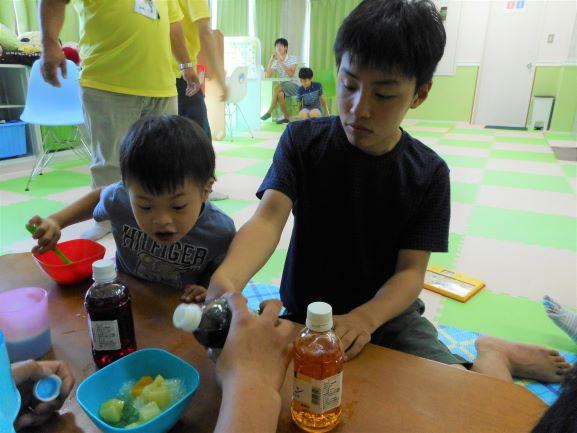 ハートリンク富岡東 避難訓練